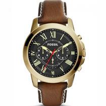 Relógio Masculino Fossil Grant Chronograph Fs5062/2mn