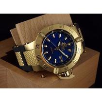 Relógio Invicta Subaqua Noma 1150 Caixa E Certificado.