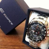 Relógio Casio Edifice 550 Red Bull - Pêndulo Ativo