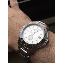 Relógio Baume & Mercier Capeland S Automatic Moa08125 Novo