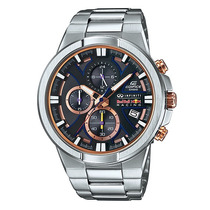 Relogio Casio Edifice Efr-544rb-1a Red Bull 100%original Sp