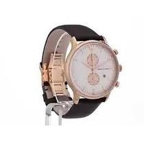 Relógio Empório Armani Ar0398 Original Promoção Sedex Grátis