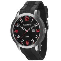 Relógio Masculino Mondaine, Analógico, 50m - 78508gpmgsu1