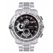 Relógio Orient Chronograph Mbssc045 P1sx - Frete Grátis