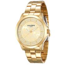 Relógio Mondaime Feminino 12044lpmvde1.
