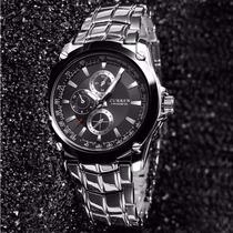 Relógio Curren 8025 - Pronta Entrega No Brasil!