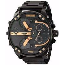Relógio Diesel Dz7312 Mr. Daddy 2.0 Lançamento 57 Mm