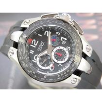 Relógio Orient Cronógrafo Quartzo Titanio Flytech Mbtpc002