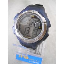 Relógio Sport Timex W-242 - Novo Na Caixa !!!