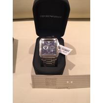Relógio Empório Armani Ar0659 Kaka