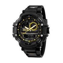 Relógio Mormaii Anadigi Mo0949n/8y Oferta Garantia Nf