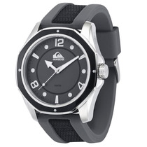Relógio Masculino Quiksilver The Mariner Black Grey