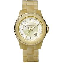 Relógio Luxo Michael Kors Mk5299 Orig Anal Madré-pérola!!!