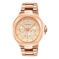 Relógio Technos Elegance Dress 6p29aen/4t. Caixa E Pulseira