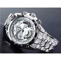 Relógio Masculino Casio Edifice Ef-527l Cronógrafo