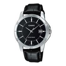 Relógio Casio Modelo Mtp-v004l-1audf Cx Aço Inox C/ Nfe