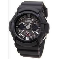 Relógio Casio G-shock Ga201 1a Novo Original 01 Ano Garantia