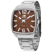 Relógio Mormaii Masculino Quadrado Mo2315al/3m