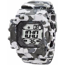 Relógio Orient X-games Digital Camuflado Masculino Xgppd080