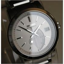 Relógio Seiko Spring Drive Power Reserve Snr001 Único