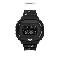 Relógio Masculino Adidas Originals Nyc Adh6122/z Preto