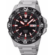 Relógio Masculino Seiko 4r36bj P1kx Automático Prata 10atm