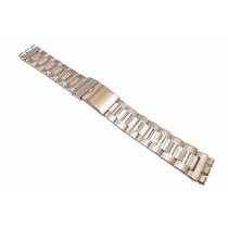 Pulseira Aço P/ Relógios Swatch 19mm Alta Qualidade * Irony