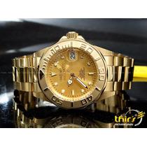 Invicta Feminino Pro Diver Automatico 13929 Ouro 18k 40mm