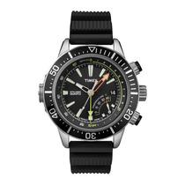 Relógio Masculino Timex Iq T2n810pl/ti Medidor De Profund...