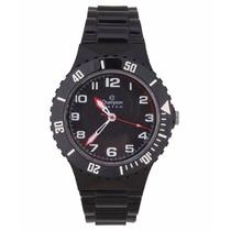 Relógio Champion Unissex 5 Pulseiras Prova Original Cp30182x