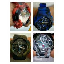 Relógios Atacado Kit C 04 Casio G Shockpronta Entrega Barato