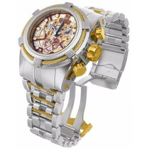 Relógio Invicta Bolt Zeus Skeleton 14427 Jt + Maleta