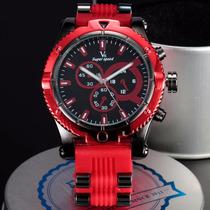 Relógio V6 Estilo Vogue + Frete Grátis Brasil.