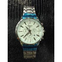 Relógio Masculino Prata 1853 Tissot 1853 Prc200 Original 12x