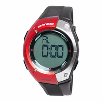 Relógio Masculino Mormaii Digital Yp0498/8r Prova D