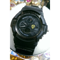 Relógio Masculino Ferrari G-shock Analógico Digital
