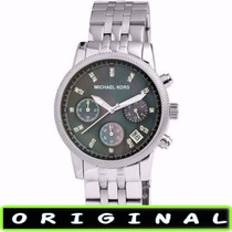 Relógio Michael Kors Mk5021 Preto 36mm Midsized Lançamento!