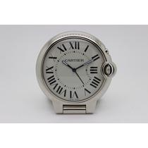 Cartier Ballon Bleu Travel Clock