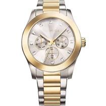 Relógio Technos Feminino Elegance Swarovski 6p29agh/4k.