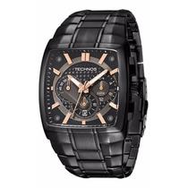 Relógio Technos Masculino Perform. Carbon Os20ii/1p - Os20ii