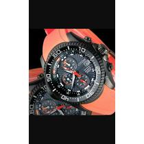 Relógio Citizen Promaster Eco-drive Chronograph Divers Watch