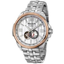 Relógio Magnum Automático Ma33924q - F R E T E . G R Á T I S