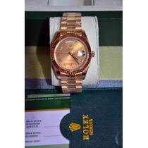 Rolex Day Date Presidente Frete Grátis