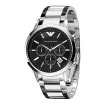 Relógio Emporio Armani Ar2434 - Original - Em 12x Sem Juros