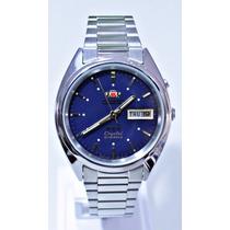 Relógio Automático Orient Masculino 21 Jewels Fem0401qd9