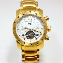 Relógio Automático Bvgari Modelo Ns:38