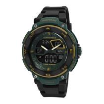 Relógio Masculino Mormaii Action Mo13611n/8d - Preto / D...