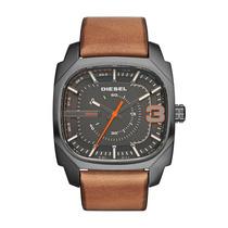Relógio Diesel Original Masculino Dz1694/0pn Quadrado