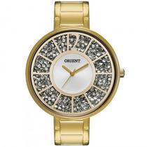 Relógio Orient Fgss0033 S2kx Feminino Dourado - Refinado