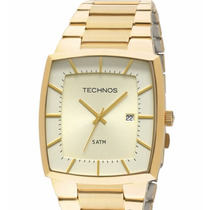 Relógio Technos Classic Slim Gm10ir/4x - Garantia E Nf
